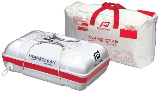 radeau plastimo sac ou container