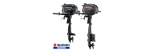 suzuki hors-bord 2.5 cv gamme portable