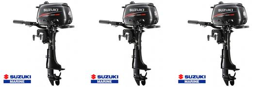 suzuki hors-bord 4 cv - 5 cv - 6 cv gamme portable