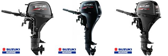 suzuki hors-bord 9.9 B cv - 15 cv - 20 cv gamme portable