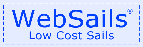 logo websails voiles low cost