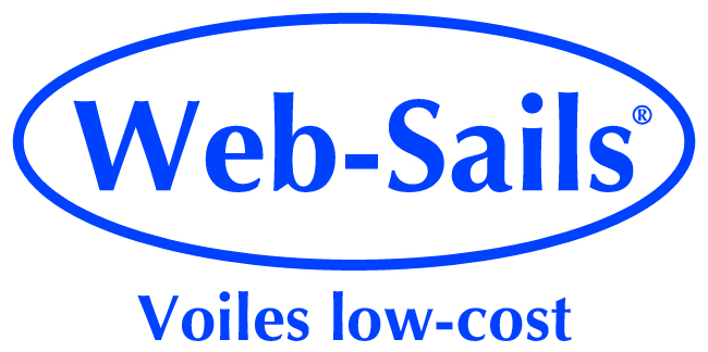 logo web-sails voiles low cost